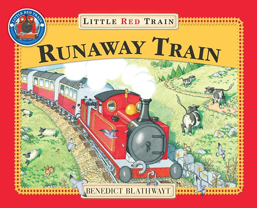 The Little Red Train: TheRunaway Train