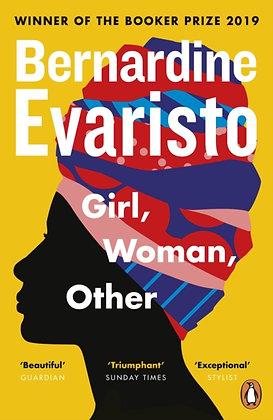 Girl, Woman, Other : WINNER OF THE BOOKER PRIZE 2019 by Bernardine Evaristo