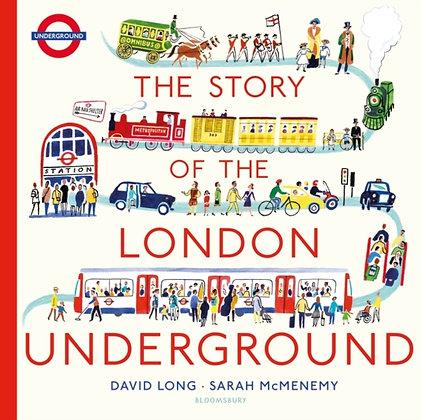 TfL: The Story of the London Underground by David Long
