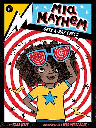 Mia Mayhem Gets X-Ray Specs : 7 by Kara West