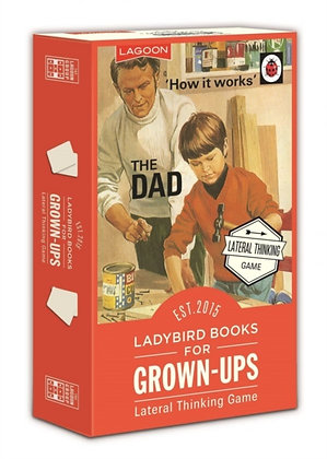 Ladybird Books For Grown-Ups Lateral Thinking Game