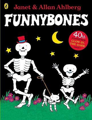 Funnybones 40th Anniversary Edition  by Allan & Janet Ahlberg