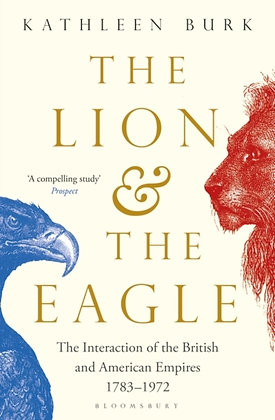 The Lion and the Eagle byKathleen Burk