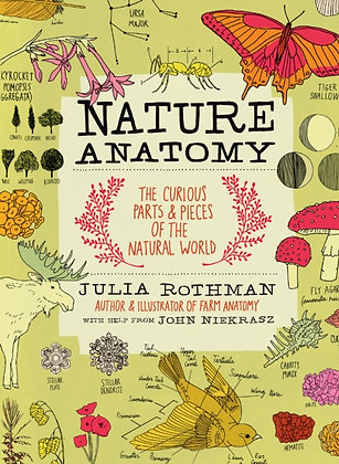 Nature Anatomy by Julia Rothman