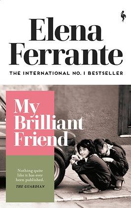 My Brilliant Friend by Elena Ferrante