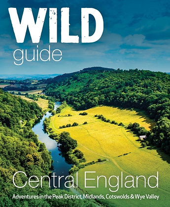 Wild Guide Central England by Nikki Squires