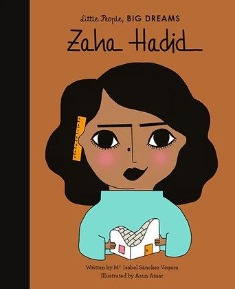 Zaha Hadid byMaria Isabel Sanchez Vegara