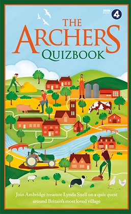 The Archers Quizbook :  A quiz quest around Ambridge