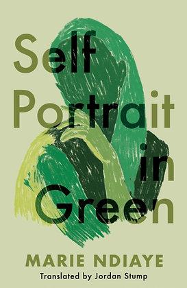 Self Portrait in Green by Marie NDiaye