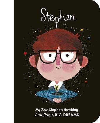 Stephen Hawking : 21 by Maria Isabel Sanchez Vegara