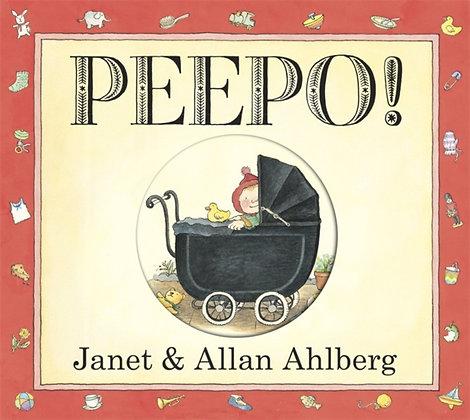 Peepo!  by Allan Ahlberg, Janet Ahlberg