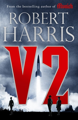 V2 : the  bestselling World War II thriller by Robert Harris