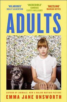 Adults by Emma Jane Unsworth