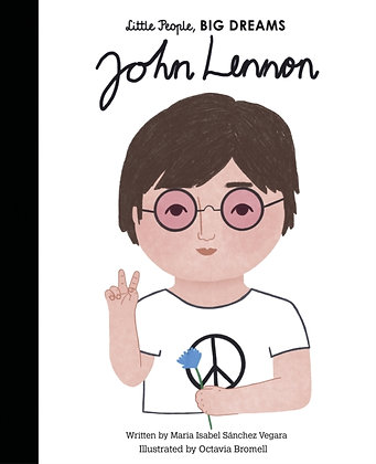 John Lennon : 52 by Maria Isabel Sanchez Vegara