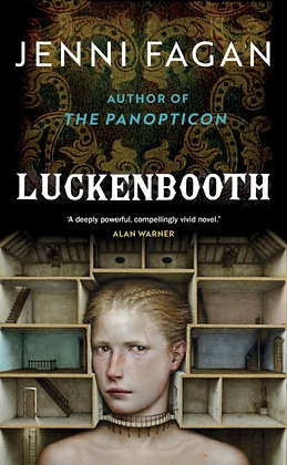 Luckenbooth by Jenni Fagan