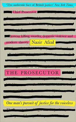 The Prosecutor by Nazir Afzal