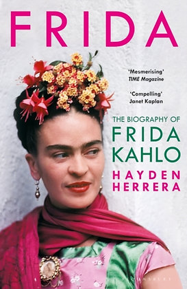 Frida : The Biography of Frida Kahlo by Hayden Herrera