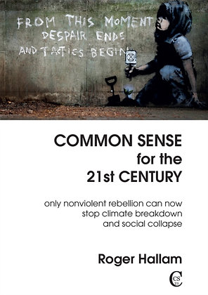 Common Sense For The 21st Century by Roger Hallam