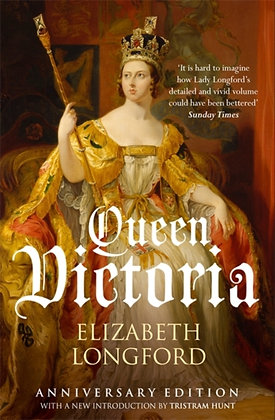 Queen Victoria by Elizabeth Longford
