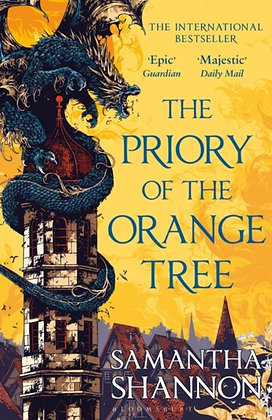 The Priory of the Orange Tree : THE NUMBER ONE BESTSELLER by Samantha Shannon