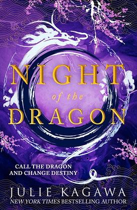 Night Of The Dragon : 3 by Julie Kagawa