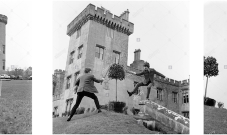 Featured: Dromoland Castle, Easter 1964