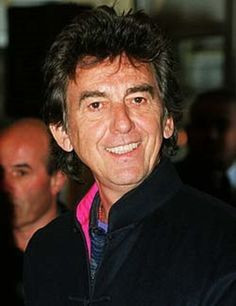 Featured: George Harrison's 15 February 2001 web chats