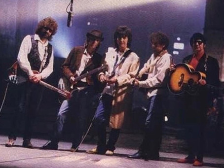 Featured: The Traveling Wilburys in 1988