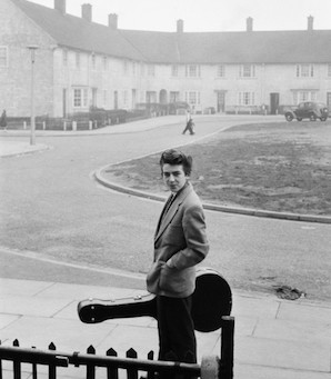 Featured: George Harrison's early musical influences