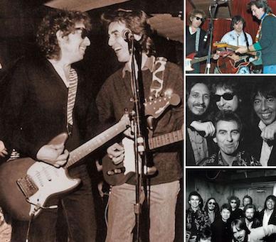 Featured: George's impromptu live performances