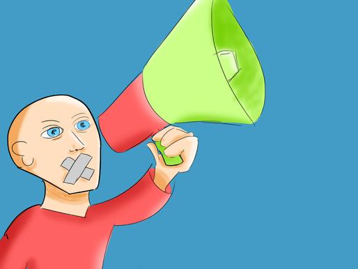 Er det på tide å setja spørjeteikn ved ytringsfridomen?
