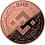 Thumbnail: 1 oz Binance Cold Storage Wallet Copper Round (New)