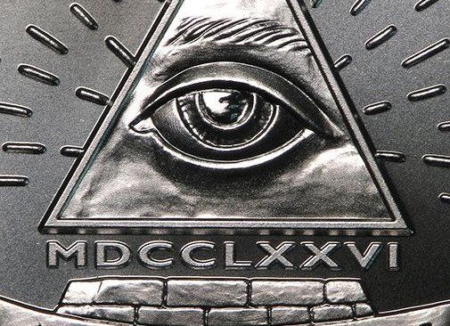 2021 The Awakening: Infinity 5 oz Silver Round