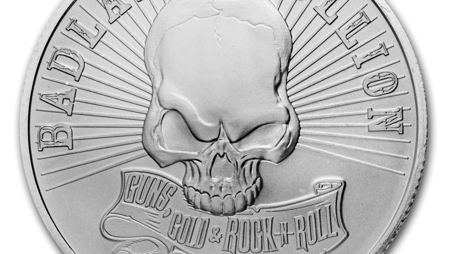 2020 1 oz Silver Round - Badlands Bullion .999 Fine Silver