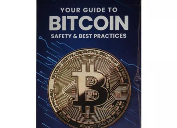 1 oz Bitcoin Cold Storage Wallet Copper Round (New)