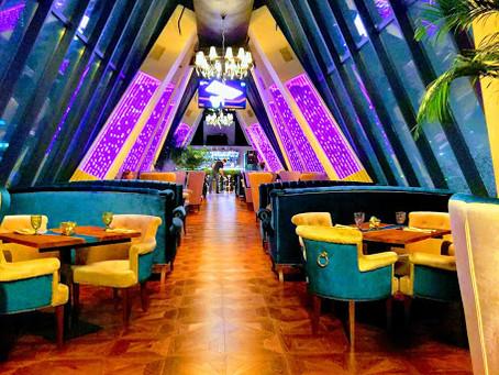 Новый кальян бар Мост Багратион Москва Сити