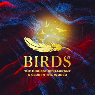 официальное открытие Birds афиша в Москв