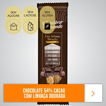 chocolate linhaca