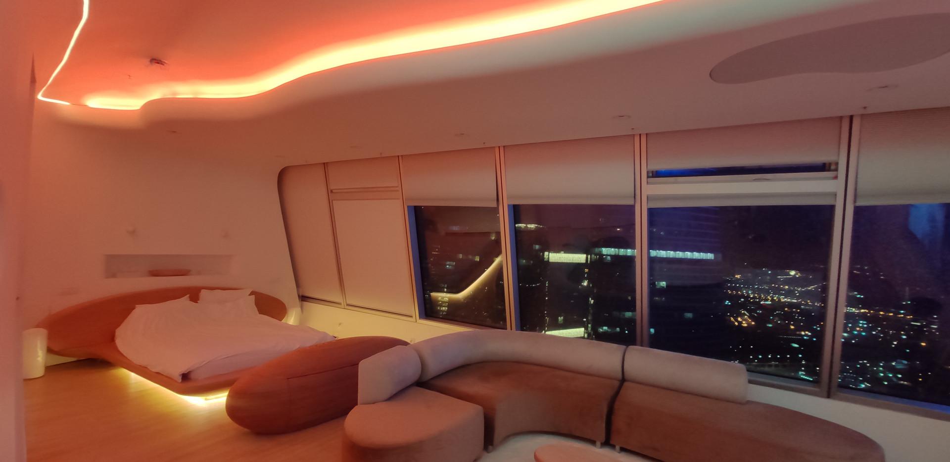 аренда апартамента в москва сити для ром