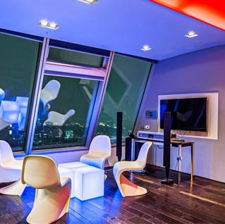 Апартамент в Москва Сити на сутки для ве