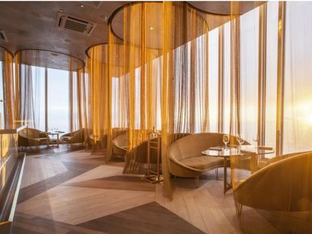 Ресторан в Москва Сити 85 этаж Ruski