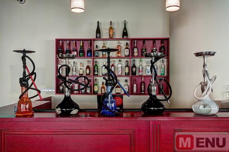 Кальнная бар в Москва Сити