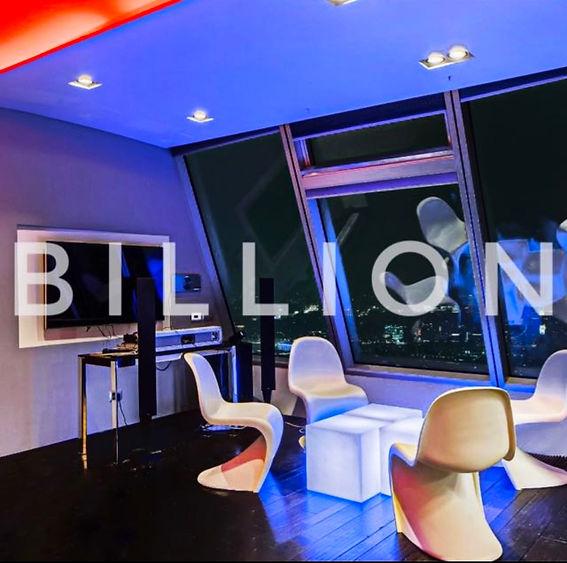 billion city Loung Bar кальянная в Москв