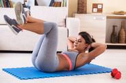 Aplicativos de exercícios para fazer em casa