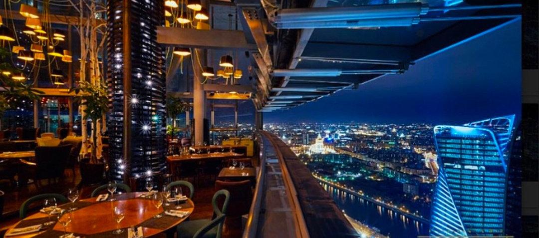 Панорамный Ресторан Москва Сити