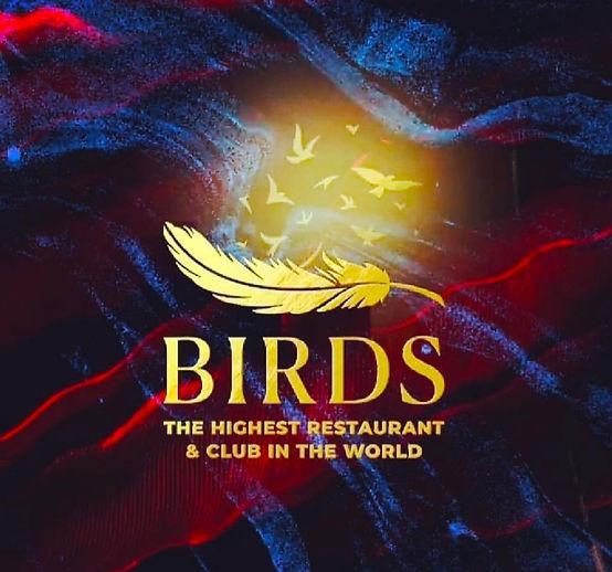 ночной клуб ресторан москва сити BIRDS.j