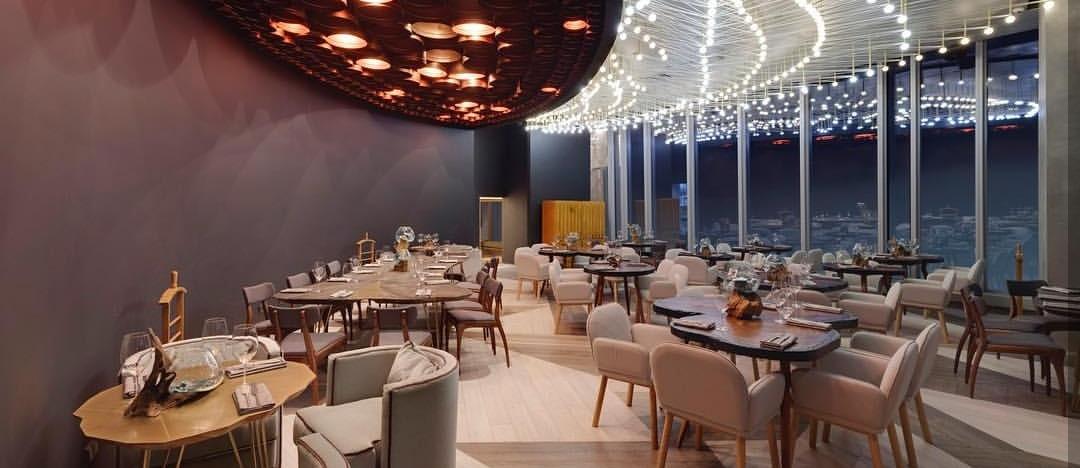Ресторан в Москва Сити Ruski 354