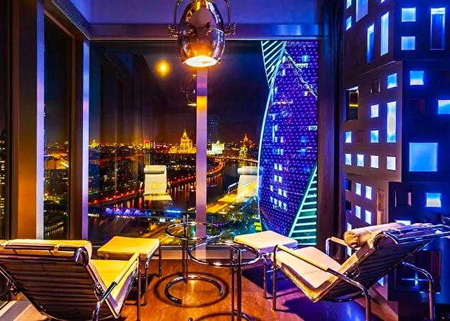 апартамент  в Москва Сити посуточно снят