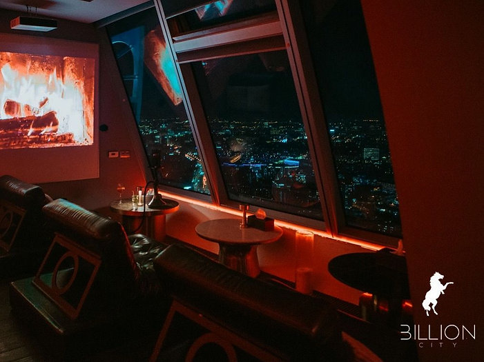 Billion Billioner City кальянная москва сити ресторан караоке биллион