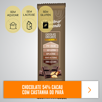 chocolatecastanhadopara